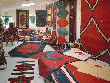 Line of the Spirit Room -- Starr Interiors, Taos, New Mexico