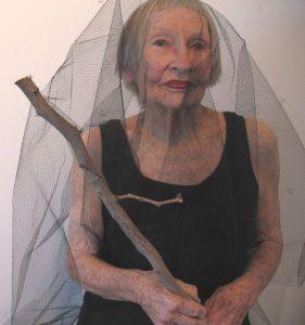 Ann in Veil